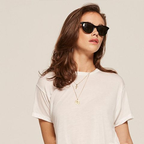 Plush Relaxed Crew Tee