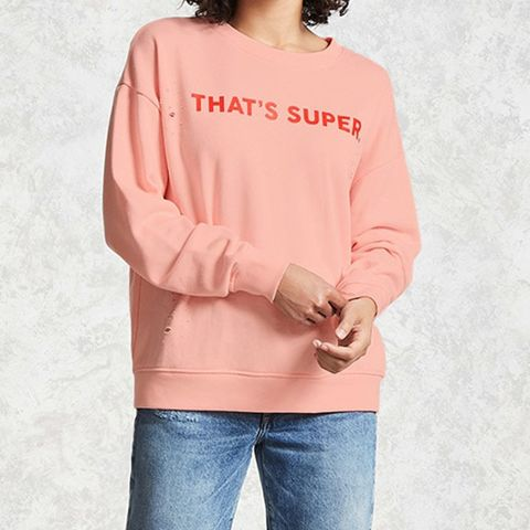 Super Graphic Pullover