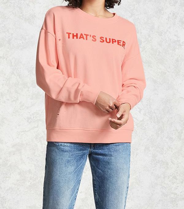 Super Graphic Pullover