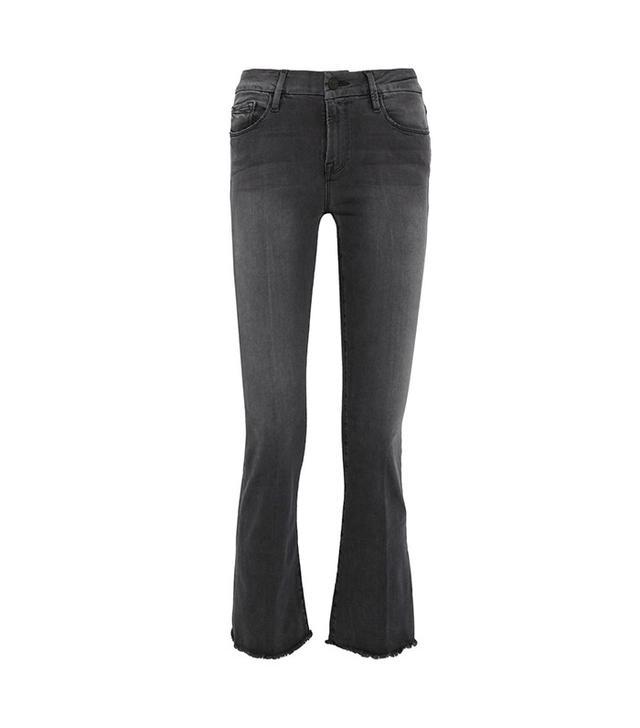 Frame Le Crop Mini Jeans