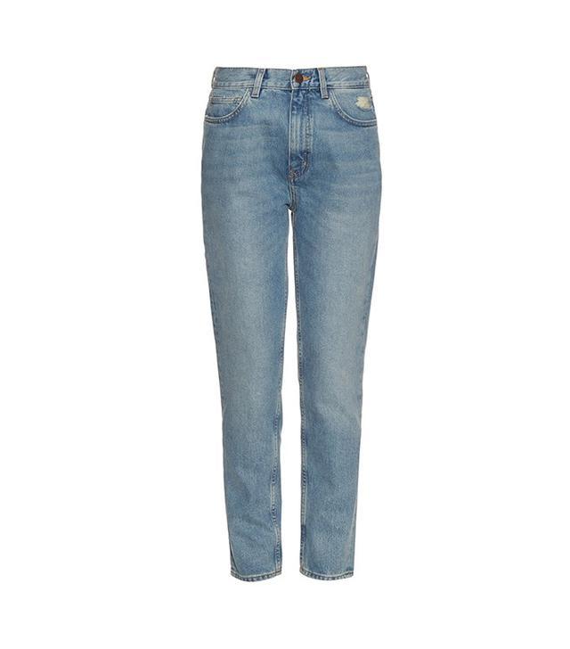 M.i.h Jeans Mimi High-Rise Slim-Fit Jeans