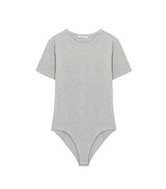 Zara Short Sleeve Bodysuit