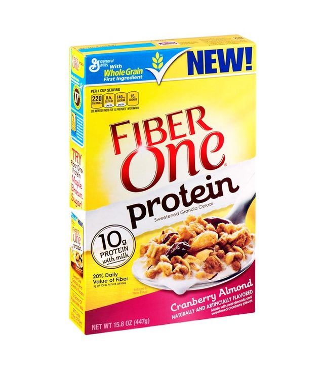 General Mills Fiber One Protein Cranberry Almond