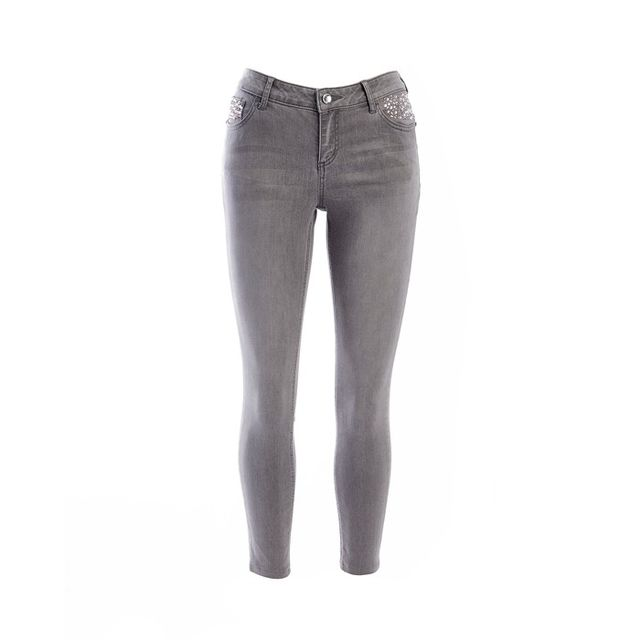 Candie's Embellished Skinny Jeans