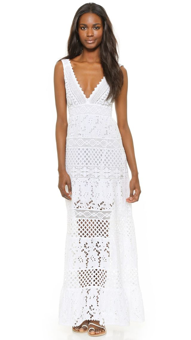 Temptation Positano Long Sleeveless Dress