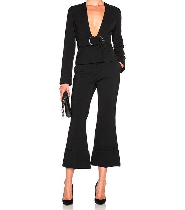 Stella McCartney Buckle Blazer