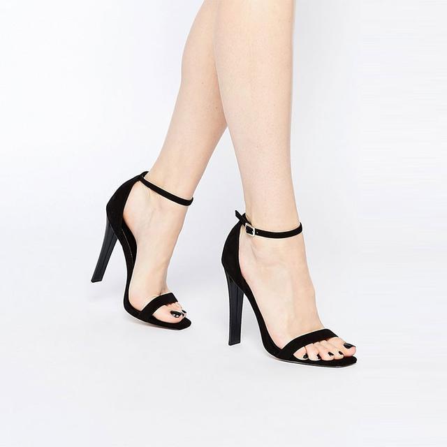 ASOS Harness Heels