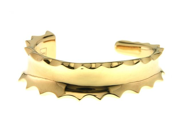 F + H Jewellery The Spike Jonze Cuff