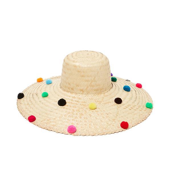 Brazil Hat Pompom