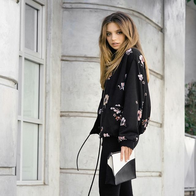 How to Transition Summer Florals Into Your Fall Wardrobe