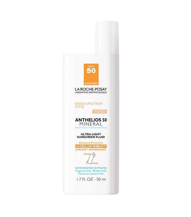 La Roche-Posay Anthelios 50 Mineral Ultra Light Sunscreen Fluid