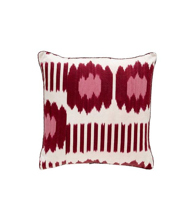 Madeline Weinrib Collins Ikat Pillow