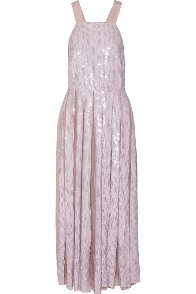 Tibi Eclair Mai Dress