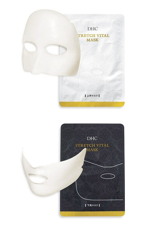 DHC Stretch Vital Mask