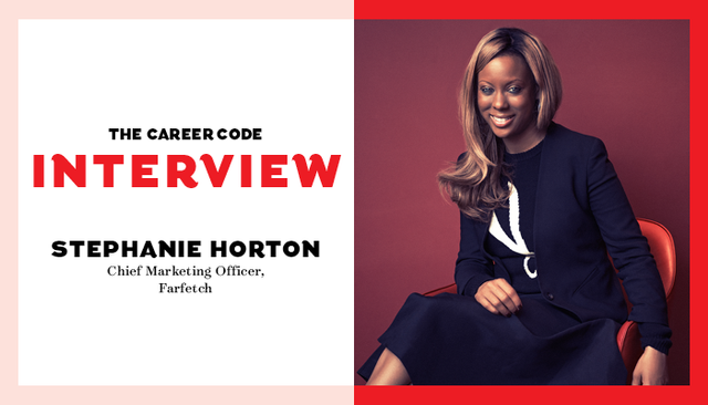 career code stephanie horton