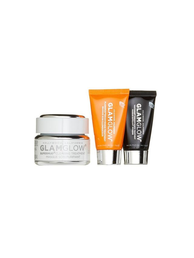 Glamglow Glamazing Supermud Set