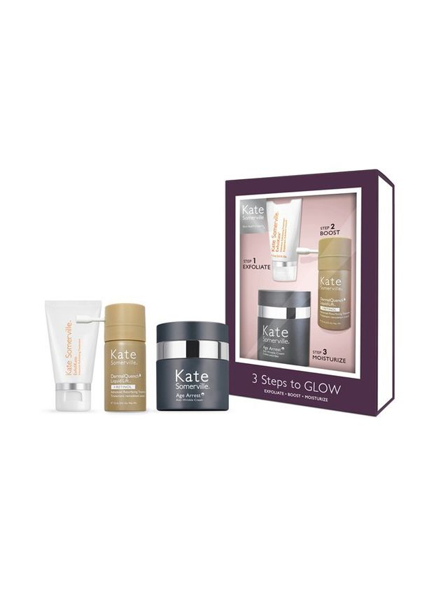 Kate Somerville 3 Steps to Glow Set