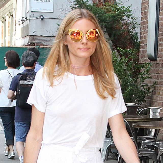 Olivia Palermo Wore the #1 Skirt You Need for Spring