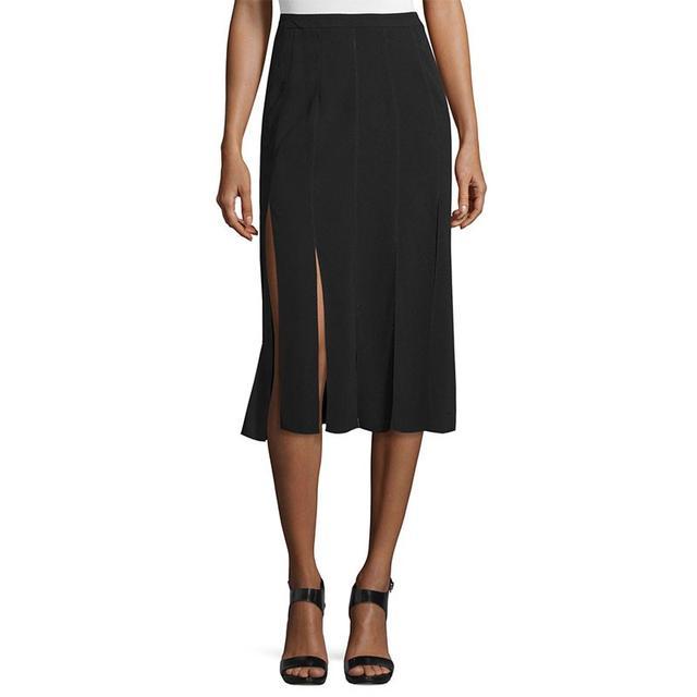 Rachel Zoe Ellerie Carwash Midi Skirt