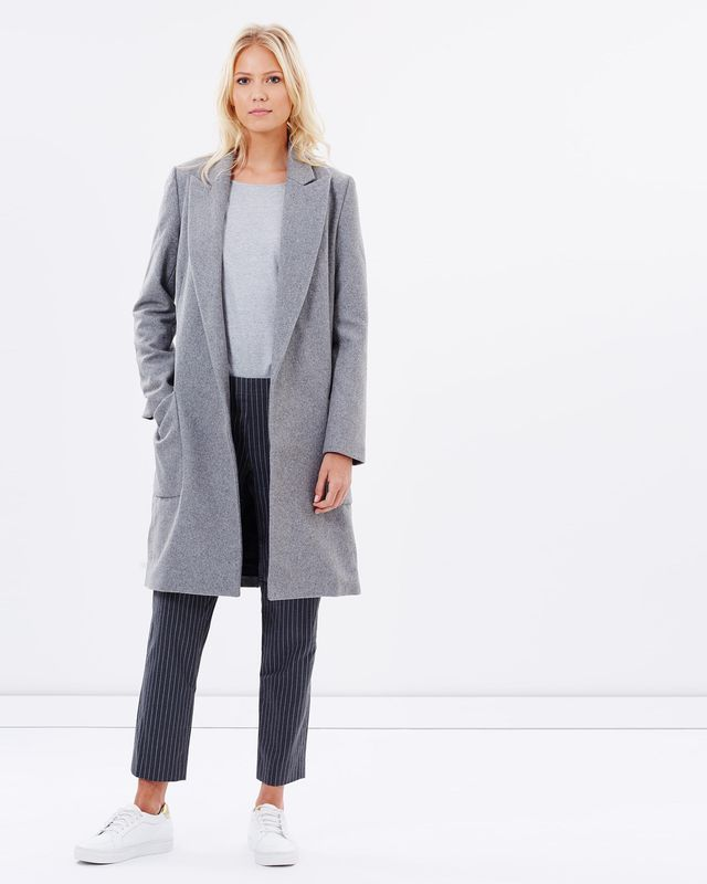 Weathered Mae Coat