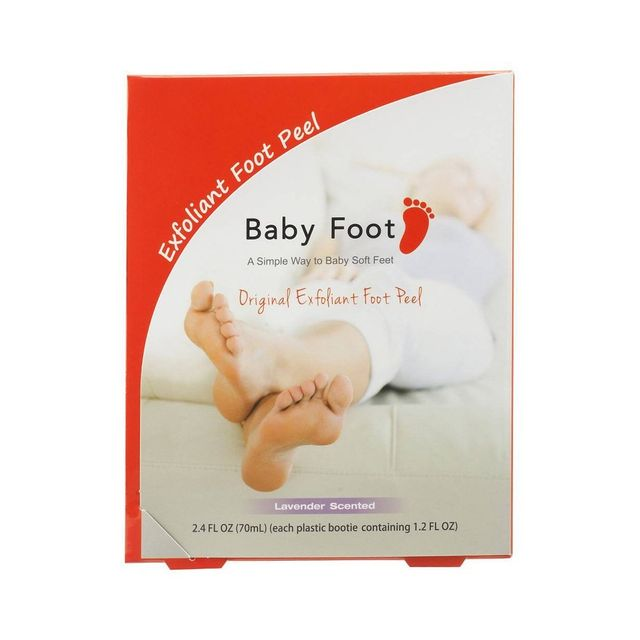 Baby Foot Deep Exfoliation For Feet