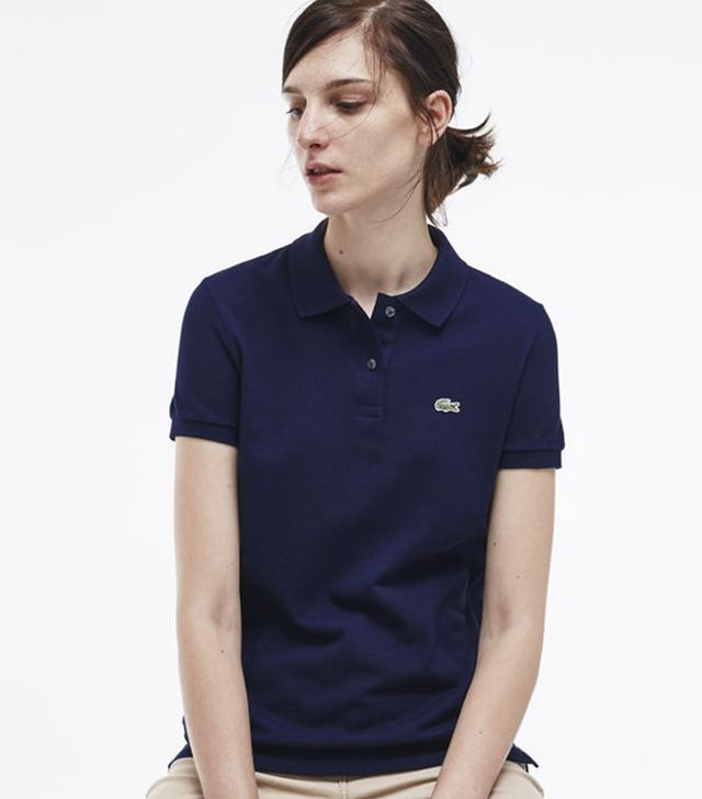 Lacoste Short Sleeve Classic 2 Button Polo