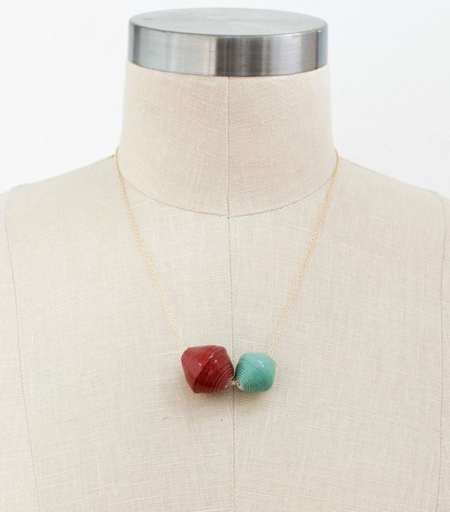 Thirty One Bits River Skipper Necklace