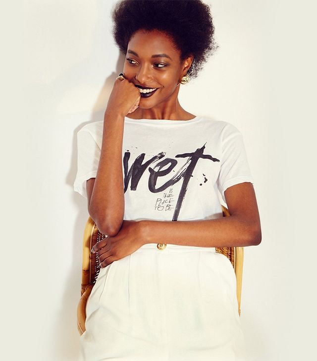 Monogram Studio Wet T-Shirt