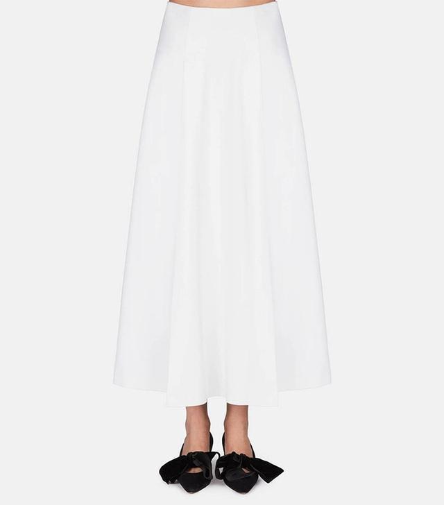 Khaite Alice Long Skirt