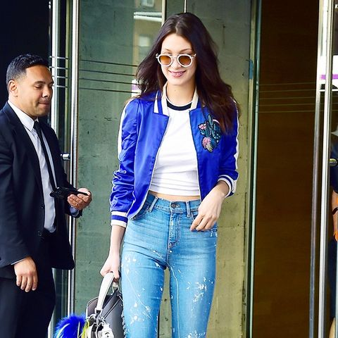 How to Get Bella Hadid's Style Without a Bella Hadid Budget