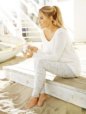 Lauren Conrad's Rules for Wearing Leggings Outside the Gym