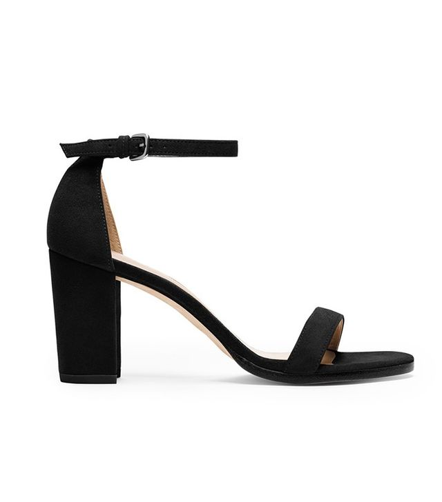 Stuart Weitzman The Nearlynude Sandals