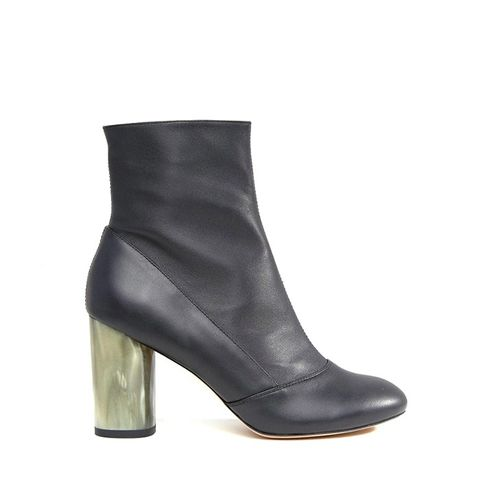 Elixir Leather Sock Boots