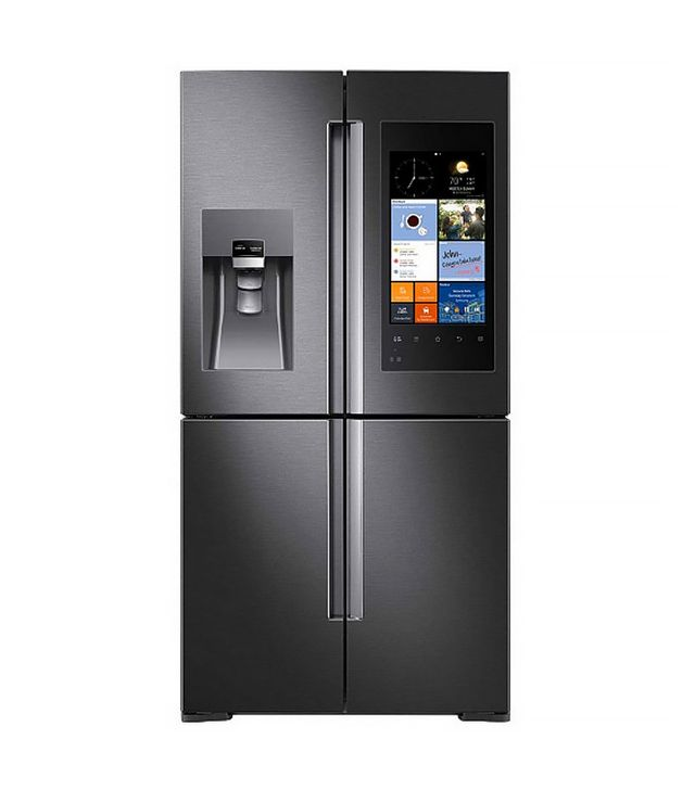 Samsung 4-Door Refrigerator with Family Hub