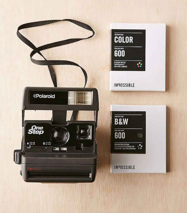 Impossible Project Vintage Impossible One Step Camera Kit