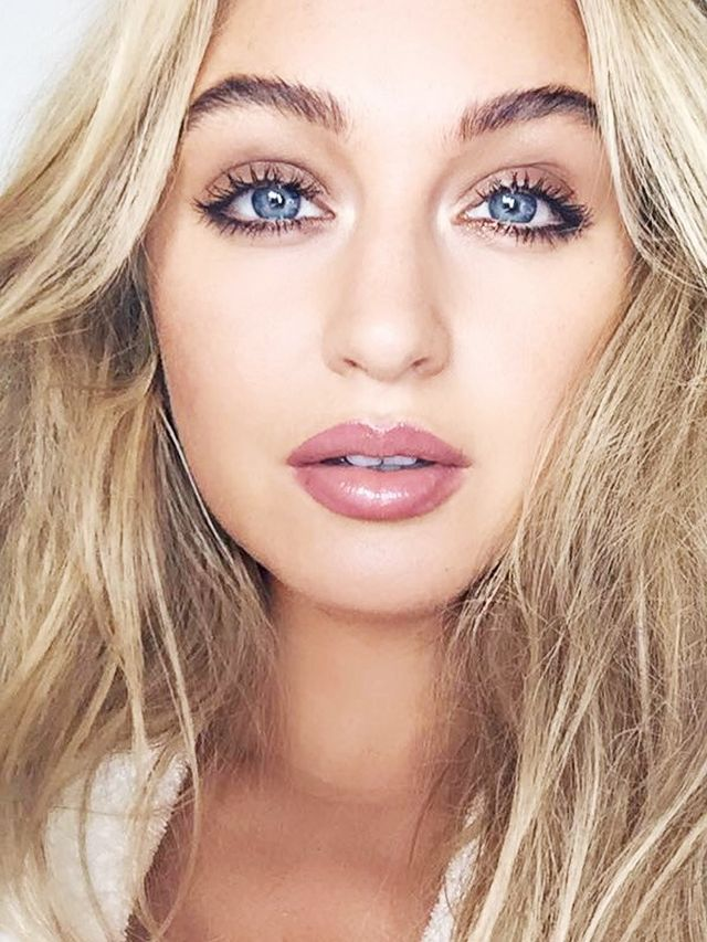 Model Secrets: What Iskra Lawrence Really Uses on Her Skin ...