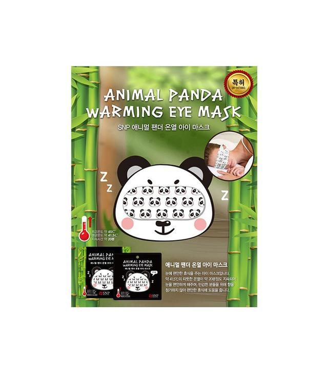 SNP Animal Panda Warming Eye Mask