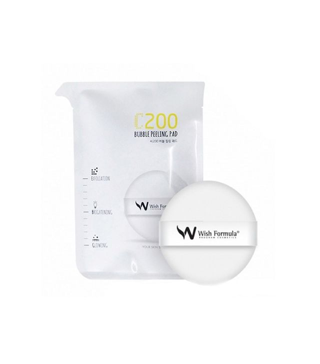 Wish Formula Squish-and-Bubble Mesh Mask
