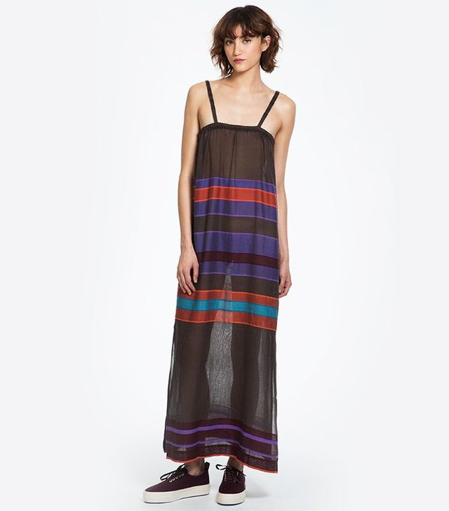LemLem Eve Almaz Layer Maxi Dress