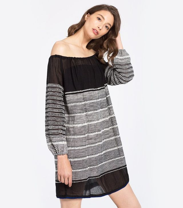 LemLem Almaz Mini Dress