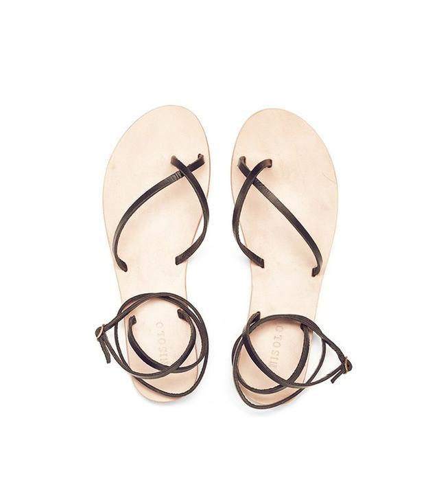 Nisolo Cora Wrap Sandals