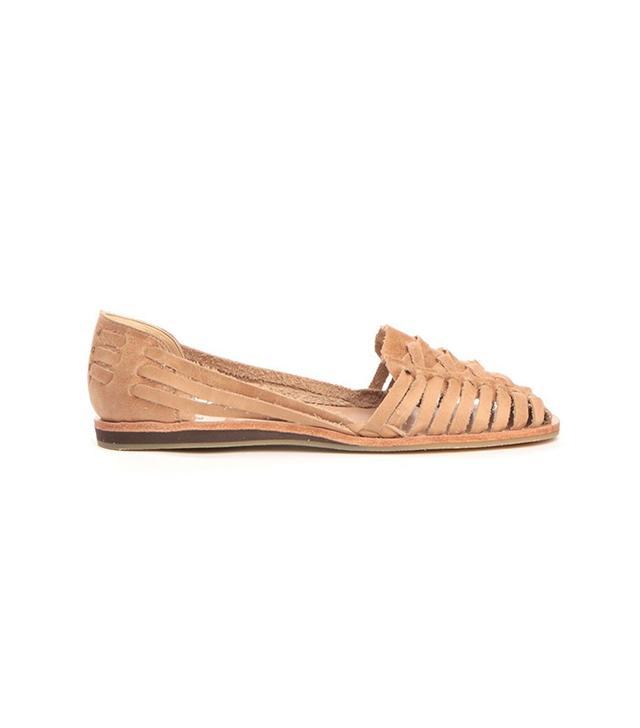 Nisolo Ecuador Huarache Sandals