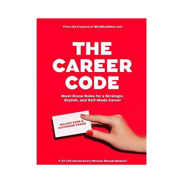 Hillary Kerr and Katherine Power The Career Code