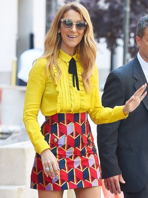 Céline Dion's Impression of Rihanna Is Dead-On