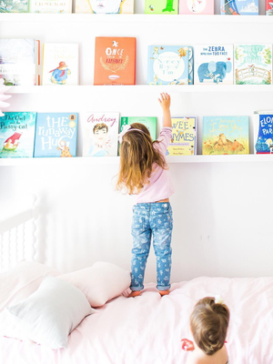 Turn Your Kids Into Lifelong Readers With This One Trick