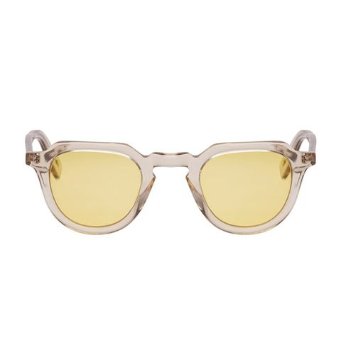 Yellow Voltaire Sunglasses