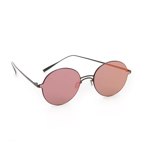 By Her Flat Lens Sunglasses