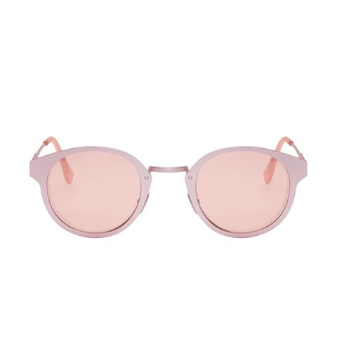 Pink Panama Synthesis Sunglasses