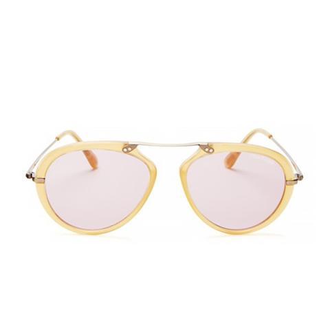 Aaron Round Sunglasses