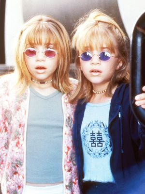 This Throwback Olsen Twin Trend Is Making a Comeback
